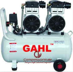 3 HP Single Phase Oil-Free Reciprocating Piston Type Air Compressor