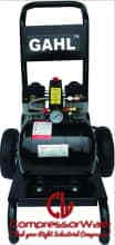1.5 HP Oil-Free Reciprocating Piston Type Air Compressor with mobile frame