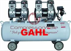 4 HP Oil-Free Reciprocating Piston Type Air Compressor