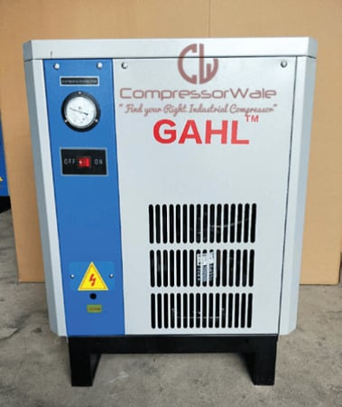 406 CFM Refrigerated Air Dryer to Remove Moisture from Compressed Air