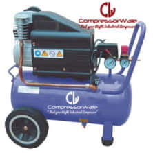 1.5 HP Oil-Lubricated Reciprocating Piston Type Air Compressor