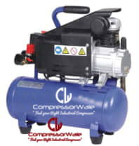1 HP Oil-Lubricated Reciprocating Piston Type Air Compressor